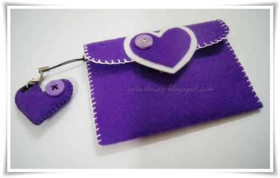 Polyester Coin Pouch 00 by HanaRei