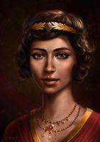 Imperial Sister the Younger by KimDingwall