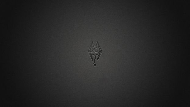 Skyrim Wallpaper by Slingar