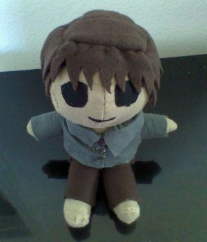 my first plush I by whatonearth