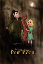 Four Moon by Malion