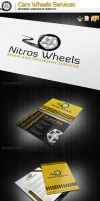 Cars Wheels Service Corporate Identity by idesignstudio