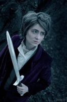 Bilbo Baggins - Into Mirkwood by itsL0KI