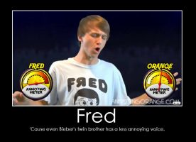 Fred by JaguarsSoul