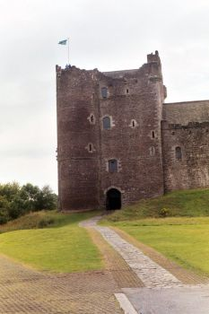 FREE STOCK Doune Castle Full 2 by mmp-stock