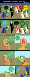 Family Time: Swords of Darkness Part 5.5 by EmoshyVinyl