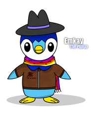 Emkay The Piplup by Zehdils
