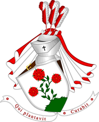Arms of Theodore Roosevelt by SoaringAven