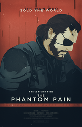 MGS V: The Phantom Pain [Poster] by PlushGiant