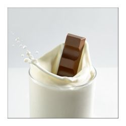 Milk and chocolate by macro-art