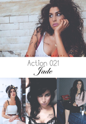Action 021 - Jade by WowisMel