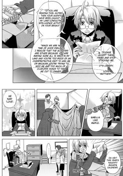 It's Kind of a Funny Story - Page 31 by Hetalia-Canada-DJ