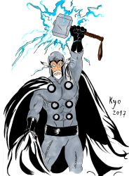Magnethor Color by Kyo-Hisagi
