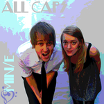 All Caps Contest - Cover by haloeffectx