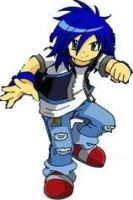 Human Sonic Picture FOR XAT by Sk8terRaiderJXN