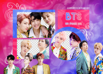 PNG Pack|BTS #11 by jeongukiss