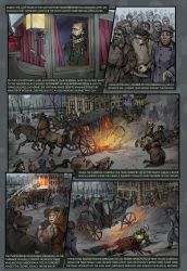 The Assassination of Franz Ferdinand 1 - Page 20 by centrifugalstories