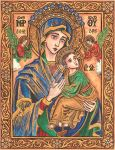 Mother of Perpetual Help by Theophilia