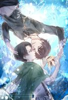 Eren Jeager Happy Birthday by noDuckiEallow