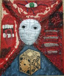 Hellraiser - Pinhead's Dreams by SophieJudithEdwards