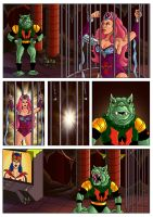 PoP/MotU - The Coming of the Towers - page 32 by SolarShine