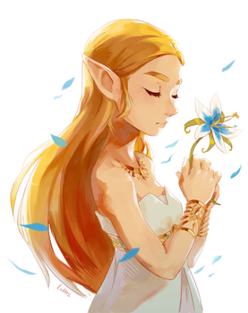 Silent princess by lulles