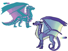 WoF color scheme adopts (1 open) by Eldritch-Dragon