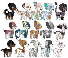 Cheap Adopts - open by Vexational