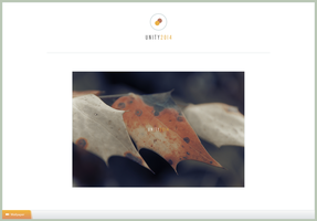 Unity 2014 Wall: Leaves by Nittiyh