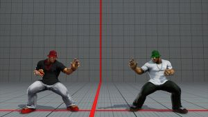 Ryu Bboy Revised by SleepingMaster
