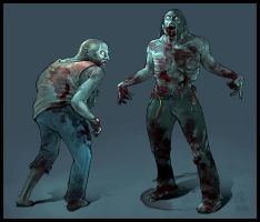 Zombies... by Miggs69