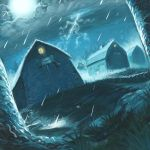 Cthulhu Tales - Legend Haunted Town by ScottPurdy