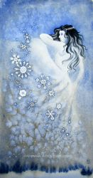 Spirit of Snow by IvieMoon