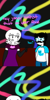 is it too l8 for an upd8 comic by ToxicCrayonz