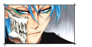 Welcome back, Grimmjow by Yoite7