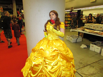 Belle - Montreal Comic Con 2017 by J25TheArcKing