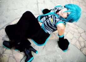 Mikuo Smile by SidarthuR