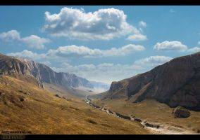 another dry river by joshushund