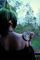 Amaimon~ I'll be waiting for you, Mephisto. by JudaiCosplay