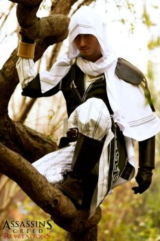 Assassin's Creed Revelations - The Sentinel by x-nightfire-x