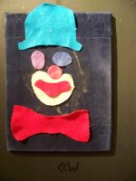 Childrens Art at Circus World, Baraboo WI 7/26/14 by Crigger