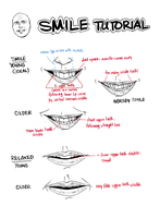 Smile tutorial by Firnheledien