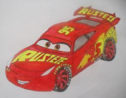 Cars 3: custom Cruz Ramirez by sgtjack2016