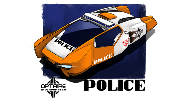 Lubicity Police chaser by elykk