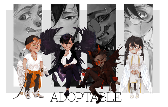 [Adoptable : Ugrimm#7] CLOSED by Poizonsss