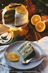 Christmas poppyseed and orange cake II by SunnySpring