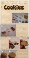 Polymer Clay Cookie Tutorial by MariaKoch