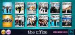 The Office Series Folder Icon Pack by OMiDH3RO