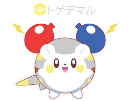Balloon Togedemaru