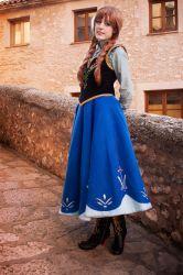 [Anna_Frozen] by Nawin92
